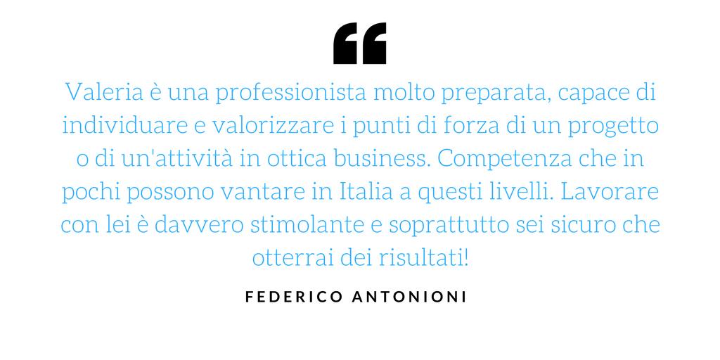 Testimonianza Federico - Pocket Manager