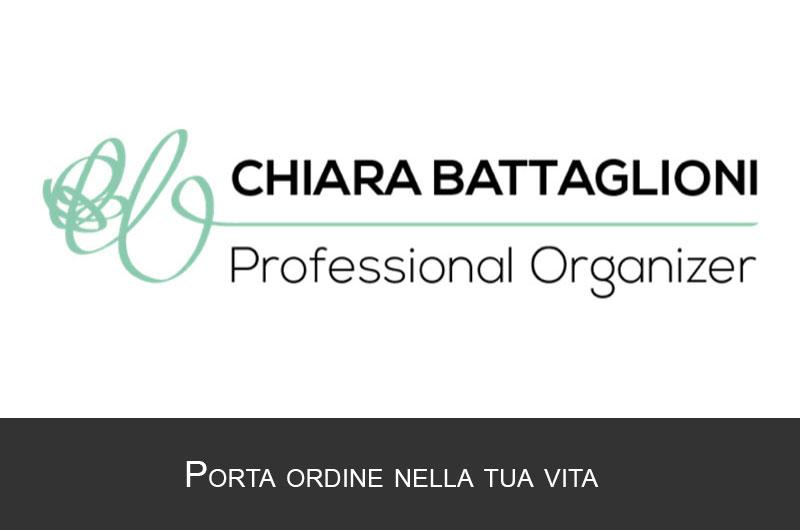Chiara Battaglini Professional Organizer