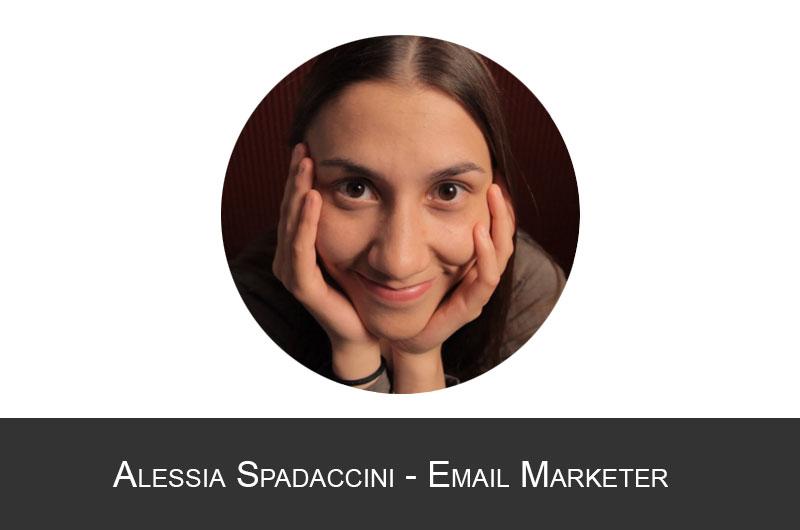 Alessia Spadaccini Email Marketer