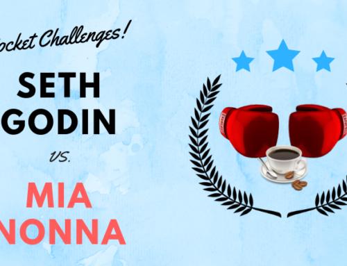SETH GODIN vs. MIA NONNA: un dialogo improbabile, ma non così tanto