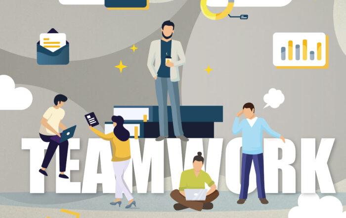 Le nuove forme di leadership e il leader a distanza a supporto del team